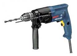 "Bosch GBM130HRE 220-240 Volt 1/2"" High Torque Drill with Drilling diameter in steel"