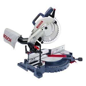 Bosch GCM10 Slide Miter Saw - Soft grip handle for carrying comfort 220 Volt 50HZ