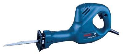 Bosch GFZ600E Saber Saw 220-240  Volt