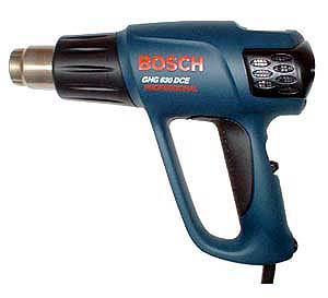 Bosch GHG630DCE Heat Gun 2000W, Temperature : 50-630, Airstream (per minute) 220-240 Volt