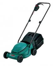 Bosch ROTAK320 220-240 Volt Rotary Lawn Mower with High-speed Bosch Powerdrive�motor,