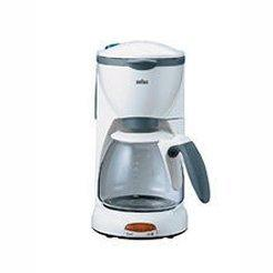 BRAUN KF500 COFFEE MAKER for 220 Volts