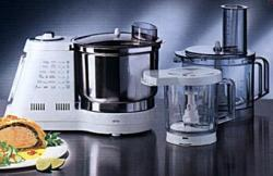 Braun KM3000/KM-3050 kitchen center for 220 Volts NOT FOR USA