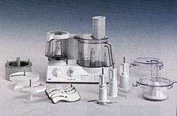 Braun K750 Food Processor for 220 Volts