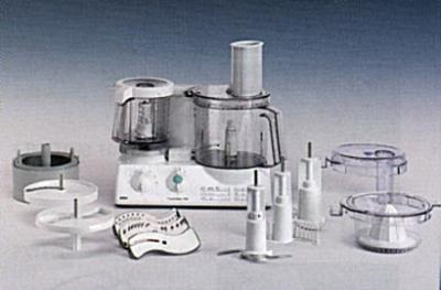 Braun K750 Food Processor for 220 Volts