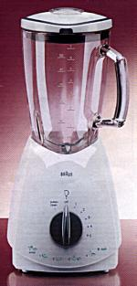 Braun MX2050 Blender for 220 Volts Only.