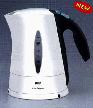 Braun WK210 Kettle for 220 Volts