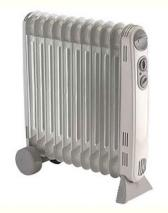 Bionaire BOH2000 Radiator 220 volts