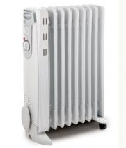 Bionaire BOH2001W Oil Filled Heater for 220 Volts