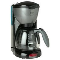 Braun KF550 Aroma Deluxe 10-Cup Coffee Maker for 220 volts