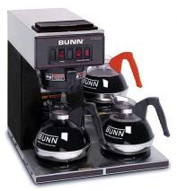 Bunn VP17A-3 -3133000020 Commercial Coffee Maker for 230Volt-50/60Hz