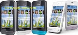 Nokia C5-03  Quad band 3G HSDPA GPS Unlocked Phone