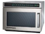 MENUMASTER DEC18E2 Commercial Microwave oven 220-240 Volt 50Hz