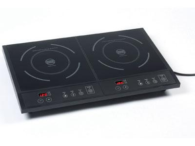 DOMO DO315IP INDUCTION COOKTOP DUAL BURNER FOR 220 Volts