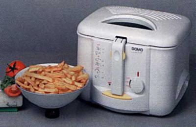 Domo FR220 Deep Fryer 2000 Watt for 220 Volts