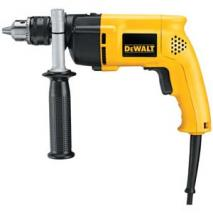 DeWalt D21710K 600 Watts Single Speed Percussion Drill for 240 Volts