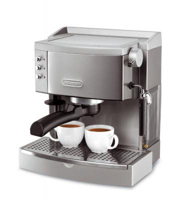 Delonghi EC750 Coffee Machine for 220 volts