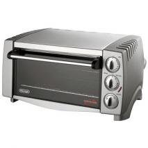DELONGHI EO1258 Stainless Steel Convection Oven with Pizza Back for 220 volts