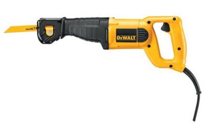 Dewalt DW304PK Reciprocating Saw for 220 Volts