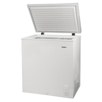 Haier ESCM050EC 5.0 Cubic Foot Chest Freezer White FACTORY REFURBISHED (FOR USA)
