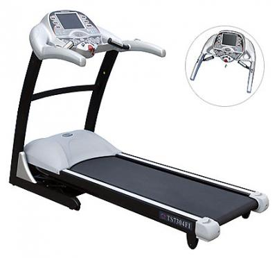 EWI EXTS7305FI 220Volt Treadmill with Screen, Panel design, Program, Slope, Speed range, Heart rate control, Motor, Folding.