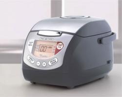 EWI TRC6741MPG Fuzzy Logic Control Rice Cooker