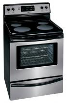 Frigidaire by Electrolux FFF366HC/MFF366KC Single Phase Electric Cooking Range with 30