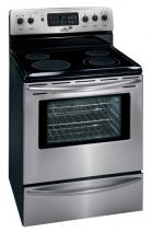 Frigidaire FFF384HC Stainless Steel Single Phase Electric Cooking Range 220Volt 50Hz