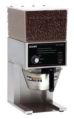 BUNN FPG COMMERCIAL COFFEE GRINDER 220-240 Volt/ 50 Hz