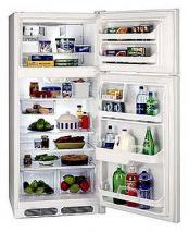 Frigidaire FGTD18V5GW/MW Top Mount Refrigerator 220-240 Volt 50/60 Hz