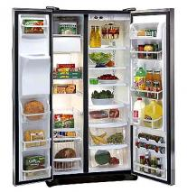 Frigidaire FRRC25V8DS Side by Side Refrigerator