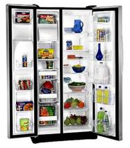 Frigidaire GPSZ28V9CS Side By Side Refrigerator