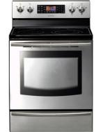 LG LDE3011ST 6.7 cu. ft. Electric Double Range Stainless Steel FACTORY REFURBISHED (FOR USA )