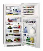 GE GTE22JBT WW Top Mount Refrigerator for 220 Volts