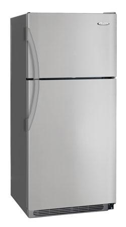 Frigidaire Fgtd20v4gm Top Mount Refrigerator For 220 Volts