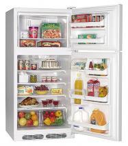 Frigidaire MRTD15V4GW/MW Top Mount Refrigerator 220-240 Volt 50-60 Hz