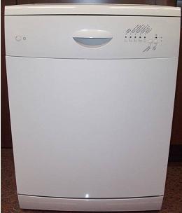 GE DW12EFE Free Standing Dishwasher 220-240 Volt