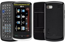 LG GR500 Black QWERTY Unlocked Phone