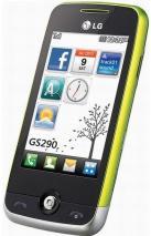 LG GS290 COOKIE FRESH UNLOCKED QUADBAND BLUETOOTH GSM PHONE