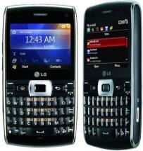LG GW550 DARK BROWN QUADBAND 3G GPS UNLOCKED PHONE