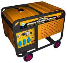 Gensco D12000   10 KVA (10000 Watts) Portable Diesel r Generator for 220-240 Volts