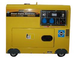 GENSCO D7000 GENERATOR FOR 220-240 VOLTS