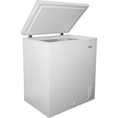 Haier HCM050EC 5.0 Cu. Ft. Capacity Chest Freezer FACTORY REFURBISHED (FOR USA)
