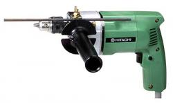Hitachi DUT13 220-240 Volt Drill with 2-speed transmission