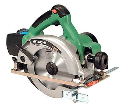 Hitachi C6DD 220-240 Volt Circular Saw with 18v Battery, Blead Diameter(mm) 165mm x 2mm
