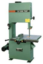 """Hitachi CB75F 230 Volt Band Saw with 14 1/2 """" Cutting Capacity, Power by a 2.8 hp motor,Cast iron tilting table"""