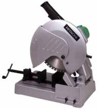Hitachi CD12F Metal Saws Tipped saw blade cutting produces better cutting finish 220 Volt 50HZ