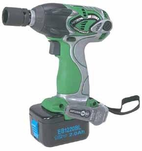 Hitachi WR12DM2 Cordless Impact Wrench 220 Volt