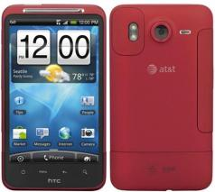 HTC Inspire 4G Android Unlocked Quad Band GSM Phone (Black)
