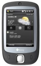 HTC P3450 Black Touch Pocket PC Triband Unlocked Phone